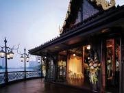 曼谷香格里拉大酒店外观周边环境图片_9张