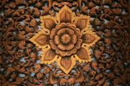 木藝雕刻圖片_64張
