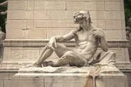 欧美风格的人物雕像图片_16张