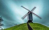 唯美的风车图片_5张