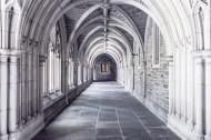 建筑物里的走廊圖片_12張