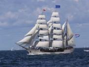 造型獨特的帆船圖片_13張