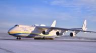 大型民航客机与运输机图片_6张