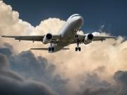 空中的飞机图片_11张