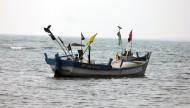 各種各樣的漁船圖片_16張