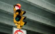 道路上的红绿灯图片_15张