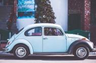 可爱的怀旧款小汽车图片_10张