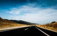 通向远方的道路图片_15张