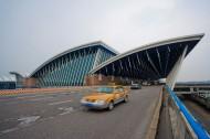上海浦东机场图片_19张