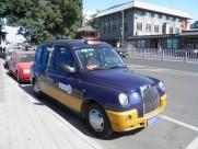 各地不同种类出租车图片_20张