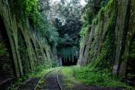 唯美的火車軌道鐵軌圖片_10張