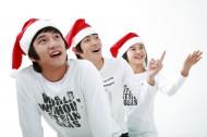 圣诞节情景图片_180张