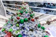 圣诞节可爱圣诞树装束图片_14张