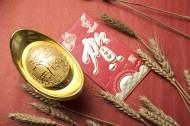 喜氣洋洋的新年紅包圖片_12張