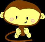 卡通猴子圖片_15張