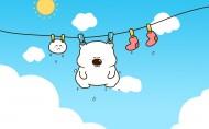可愛的小囧熊圖片_10張