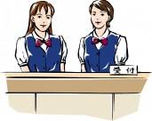 女性工作卡通矢量圖片_23張