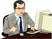 卡通商業工作男性矢量圖片_33張