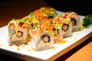 美味日式寿司图片_23张