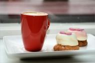 下午茶咖啡配蛋糕图片_23张