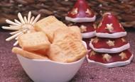 鲜香酥脆的饼干图片_10张