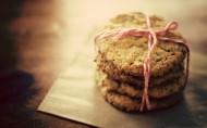 美味饼干特写图片_21张