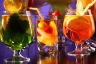 彩色果汁酒水图片_15张