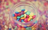 五颜六色的糖果图片_9张