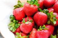 可口的草莓图片_10张
