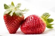 酸甜可口的红色草莓图片_10张