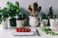 廚房的蔬菜特寫圖片_12張