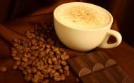 咖啡豆特写图片_32张