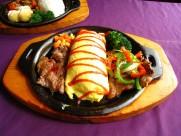 美味日式蛋包饭图片_27张