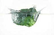 飞溅动感水花蔬菜图片_65张