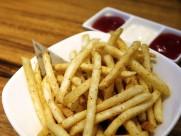 美味的炸薯條圖片_11張