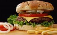 汉堡包美食图片_10张