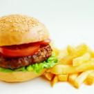 漢堡特寫圖片_22張
