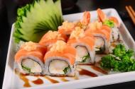 好吃的寿司图片_14张