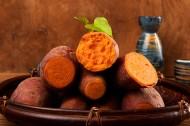 健康营养的红薯图片_9张