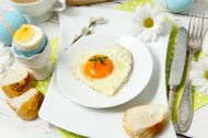 煎蛋早餐图片_6张
