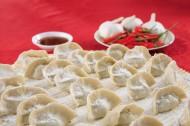 美味好吃的饺子图片_12张