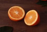 酸甜可口的橘子图片_11张