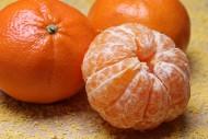 剥开的橘子图片_15张