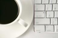 咖啡和工作圖片_16張