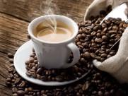 咖啡和咖啡豆图片_17张