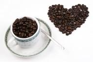 咖啡豆近景图片_19张