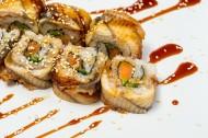 可口的寿司图片_12张