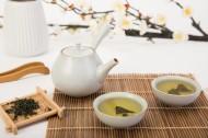 味道清香好喝的绿茶图片_11张