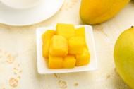 黃色營養的芒果圖片_17張