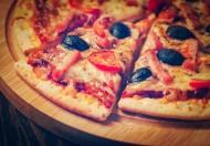 美味的披萨图片_10张